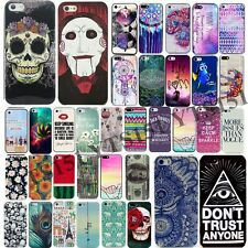 Fashion Phone Hard Back Case Cover Painted Various Pattern For iPhone 5S 4S 5C 6