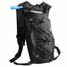 Muddyfox Hydration Pack Water Backpack Cycling Bladder Bag Hiking Climbing Pouch