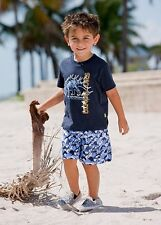 Kids Boys Short Sleeved Dinosaur T-shirt Pajamas Casual Beach T shirt Pants set