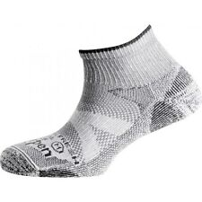 LORPEN Multisport Bike & Trail Coolmax FX Mini Socks Size: XL Grey XMCF  2-Pack