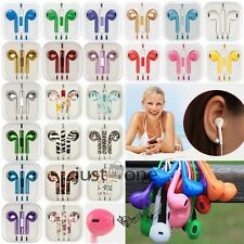 Chic Answer Call Music In-ear Earphones Headphone f. iPhone iPod Touch iPod Mini