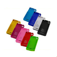 Battery Charger Case Cover For iPhone 4S 4 External Rechargeable Backup 1900mAh