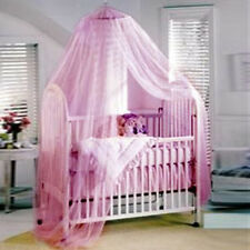 Baby Canopy Nursery Furniture Protector Covering Bugs And Mosquito Netting