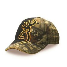 Browning Big Buckmark Camouflage Ball Cap Hat CHOOSE YOUR CAMO PATTERN