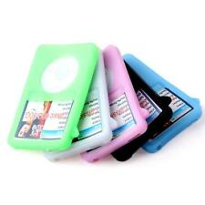 Soft Silicone Cover Case For iPod Classic 80GB Colorful BD
