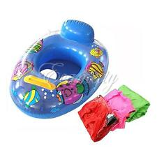 NEW Inflatable Baby Swim Float Boat Child Safety Seat Raft Water Fun Pool Lake
