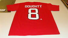Team Canada 2014 Sochi Winter Olympics Hockey S Nike Red Drew Doughty T Shirt