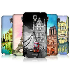 HEAD CASE BEST OF PLACES SET 3 BACK COVER FOR SAMSUNG GALAXY NOTE 3 NEO N7505