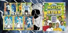 Topps Match Attax ENGLAND 2014 World Cup - ENGLAND BASE CARDS - FREE UK POSTAGE