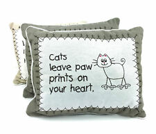 Cat Lover Sentiment cushion Gifts 97214