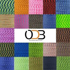 550 Paracord parachute cord Mil Spec Type III 7 Strand- 10ft 20ft 50ft 100ft