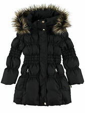 name it  Jacke Mocca mit Daunen Winter 2014/2015 NEU Gr. 128-164 Winterjacke