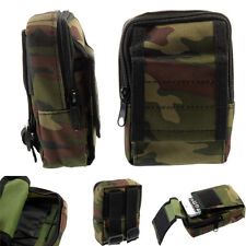 Universal 800D Waterproof Army Bag - Mobile Phone Belt Cover Case Pouch Holster