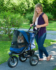 NEW! Pet Gear Jogger NO-ZIP Dog / Cat Stroller with Easy-Locking Latch