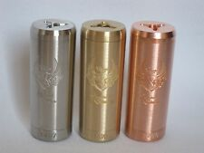 NEW! CARTEL MECHANICAL MOD 1:1 CLONE LIMITED EDITION -STAINLESS, COPPER, & BRASS