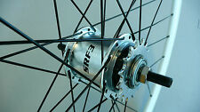 Brand New 3 Speed Sturmey Archer SRF3 Hub Gear Equipped Rear Wheel