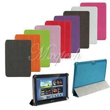 "3 Fold Leather Case Cover Stand For Samsung Galaxy Note 10.1"" N8000 N8010 N8013"