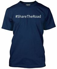 Share The Road Cycling Bike Men's T-Shirt