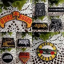 IRON ON Fabric PATCH Badge CLASSIC Rock BANDS Heavy METAL MUSIC Linkin ARTIC LED