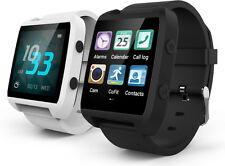 "Ematic 4GB 1.5"" Capacitive Touch Screen Bluetooth Smart Watch - ESW454"