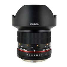 Rokinon 14mm f/2.8 IF ED MC Super Wide Angle Lens #FE14M