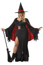Scarlet Witch Wicked Halloween Women Costume Plus Size