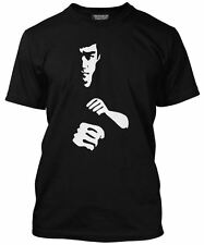 Bruce Lee Shadow Martial Arts Loose Fit T-Shirt