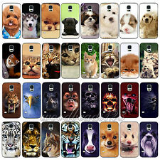 Various Painted Pattern Hard Back Case Cover For Samsung S3 S4 S5 Free Shipping