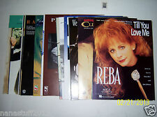 NEW COUNTRY SHEET MUSIC 30 TO CHOOSE FROM YOU PICK GREAT ARTISTS AND SONGS