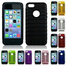Opteka IP5-SEN-B Shock Resistant Sensei Hard Case for Apple iPhone 5 5s