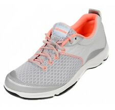 Ladies Dr. Andrew Weil by Orthaheel RHYTHM Silver/Coral - FLOOR SAMPLES!(11A3)