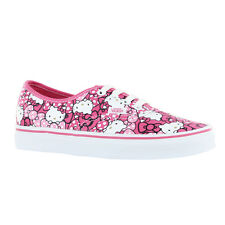 Vans Classic Authentic Hello Kitty Pink Womens Trainers