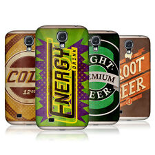 HEAD CASE VINTAGE CANS SNAP-ON BACK COVER FOR SAMSUNG GALAXY S4 I9500