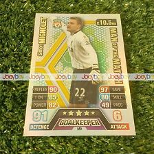 13/14 MATCH ATTAX EXTRA MAN OF THE MATCH GAME CHANGERS CARD 2013 2014