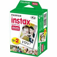 Fujifilm Fuji Instax Mini Instant Film 100 Photos For Fuji Instax & Polaroid