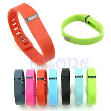 New Useful Large L Small Replacement Wrist Band Clasp For Fitbit Flex Bracelet