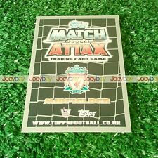 11/12 LIMITED EDITION HUNDRED CLUB MATCH ATTAX CARD LTD 100 2011 2012