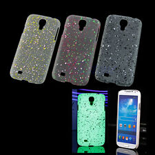 Popular Luminous Glow in Dark Case Cover For Samsung Galaxy S4 IV i9500