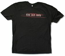 "NINE INCH NAILS ""SCRATCH TOUR 2013"" BLACK T-SHIRT TENSION NEW OFFICIAL ADULT NIN"