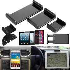 "Universal Adjustable Car CD Slot Mount Holder For Cellphone Tablet GPS 5"" 7"" 10"""