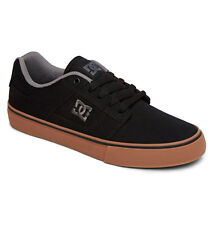 DC Shoes Men's Bridge TX Shoes Black Gum  Skateboarding Sneakers Dyrdek