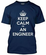 Keep Calm I'm an Engineer - Gift for an Engineer Various Colours Men's T-Shirt