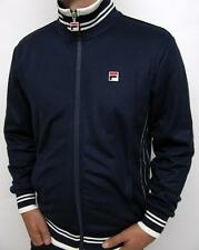 Fila Vintage Smash Mk1 Track Top in Navy / S,M,L,XL,2XL,3XL / Settanta Bj BB1