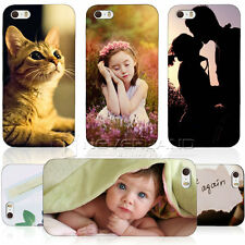 Personalised Custom Printed Photo Picture Case Cover for iPhone 5/5S/4/4S New