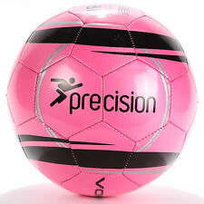 Precision Vortex Training Football Ball Outdoor High Visibility 7 Colours