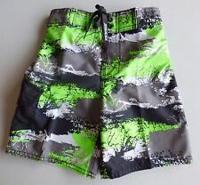 JOE BOXER® Little Boy's Paint Splash Print Swim Trunks or Boardshorts *NWT*