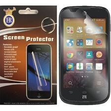 Invisible Clear LCD Cover For ZTE Compel Z830 Screen Protector Guard Shield Film