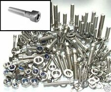 Stainless Steel Bolts +Nuts & Washers CRF50 Thumpstar Xsport - Bolt kit