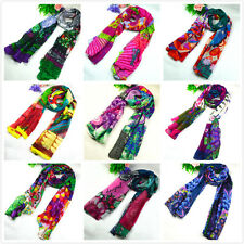New Desigual ECHARPE FOULARD scarf shawl wraps sarong  colorful iridescent