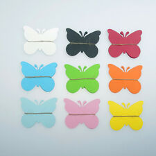 Hot 20PCS 3D Butterfly Wall Stickers Bend To Vivid for Home Decoration Decals